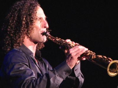 Kenny G to perform at Stride Bank Center