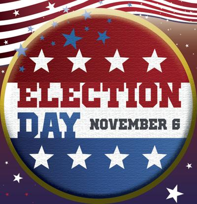 Election to decide county, state, national races | Election