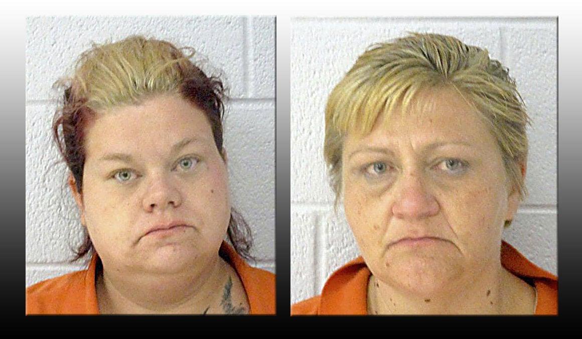 Noelle Ann Thayer and Tracy Ann Peuplie