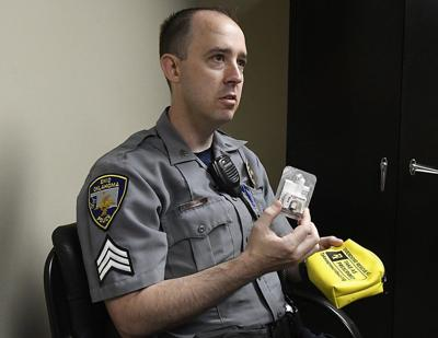 EPD sergeant's use of Narcan saves woman's life