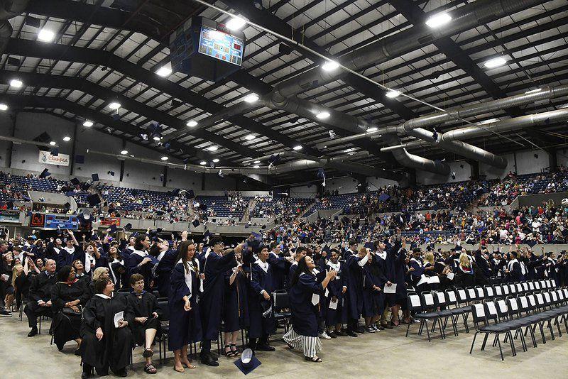 Enid High School sees 408 seniors graduate