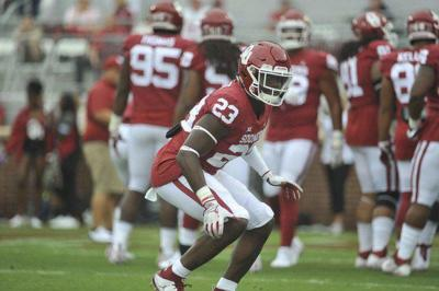 DaShaun White expected to do more for Oklahoma's defense in 2019-20