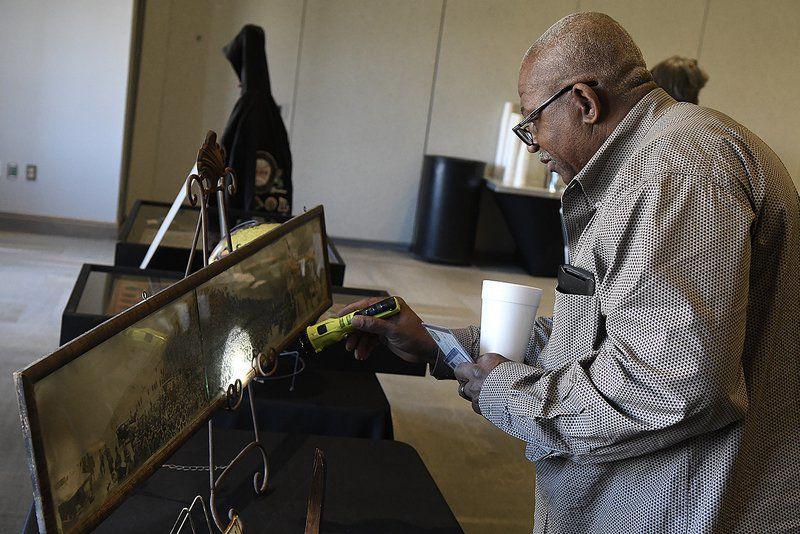 'Black Americana' display highlights the pain, pride of black history
