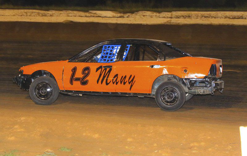 Wichita's Mullens claims top prize at Enid Speedway