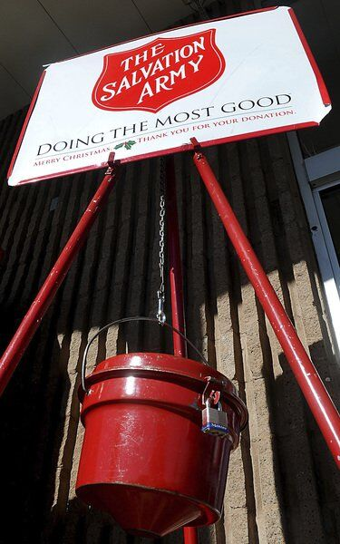 Salvation Army starting Red Kettles earlier, as COVID increases demand