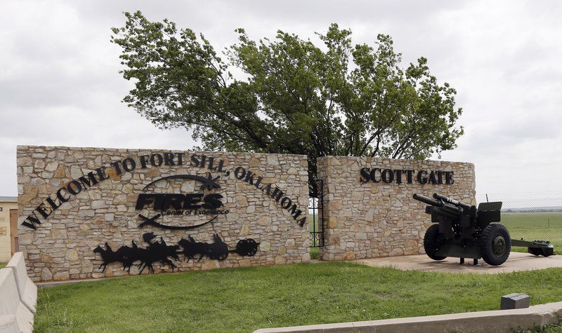 US to use Army base in Oklahoma to shelter migrant children