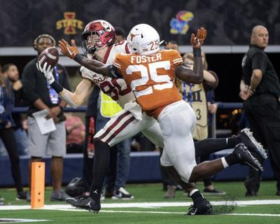 Oklahoma players unfazed by Texas' return to relevance
