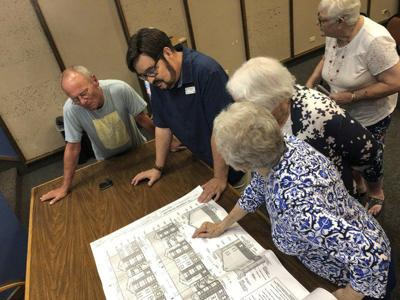 Residents voice concerns about housing project
