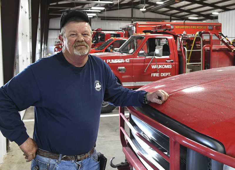 'What happens when there's no one around?': Volunteer firefighters discuss declining recruitment