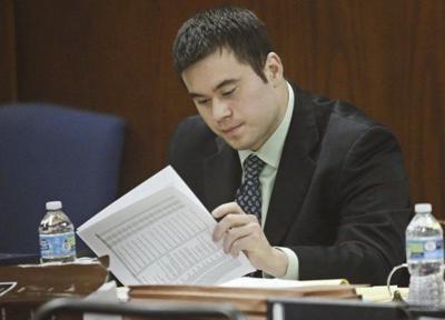 DNA issues raised amid secret hearings in ex-cop rape case