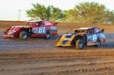 Racing resumes at Enid Speedway
