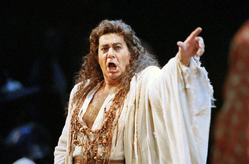 Concerts canceled, investigation opened into Plácido Domingo