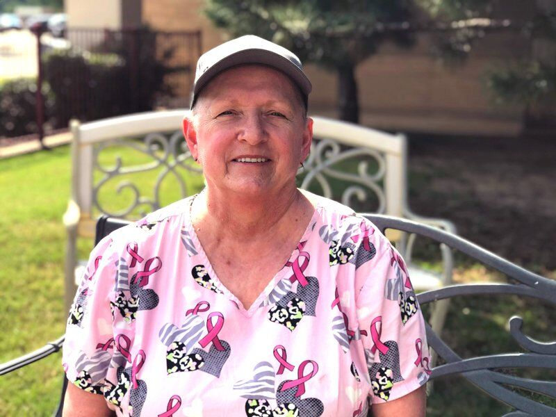 Breast cancer patients share importance of breast self-exams, mammograms