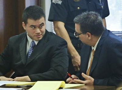 Lawyers paint starkly different portraits of accused cop