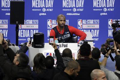 NBA Restart Social Issues Basketball