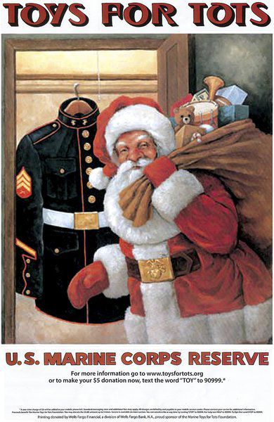 National Toys for Tots program kicks off holiday campaign
