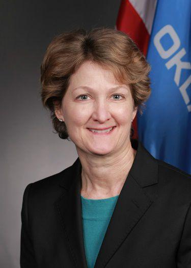 Senate Minority Leader Kay Floyd, D-Oklahoma City