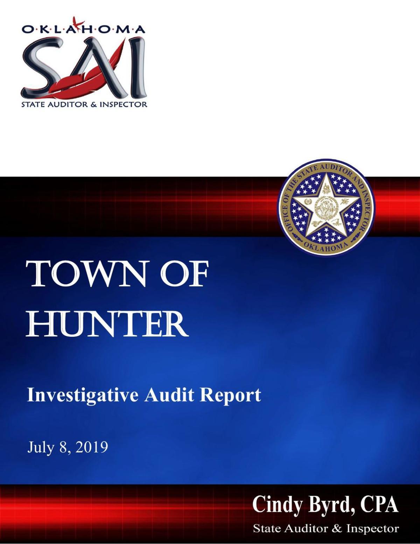 Hunter audit