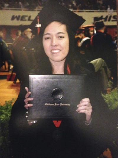 Enid native graduates magna cum laude from OSU