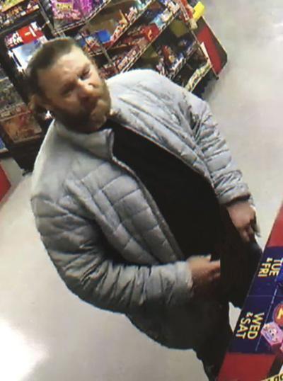 Man accused of exposing himself to store clerk