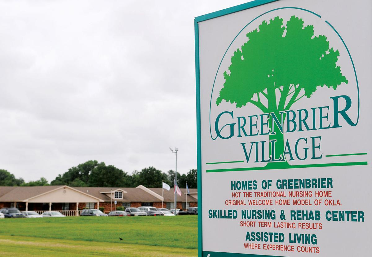 Greenbrier Village, staff earn awards | News | enidnews.com