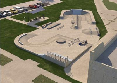 Vote set on starting officer salary raises, skate park design
