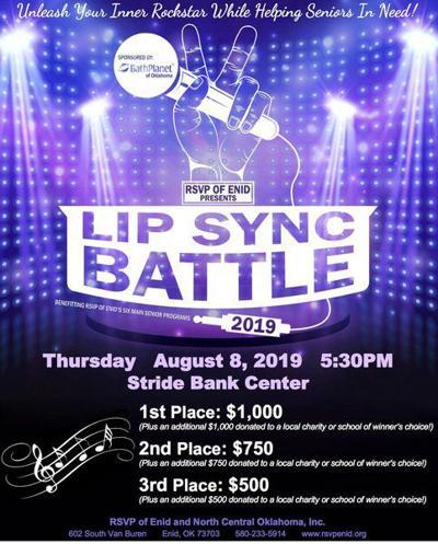 Lip sync battle to benefit seniors