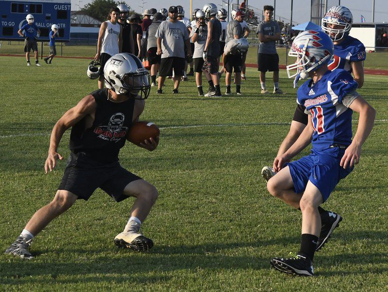 County roundup: Covington-Douglas, Timberlake try to make most of short week