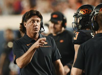 Gundy: Hold off on pay cuts