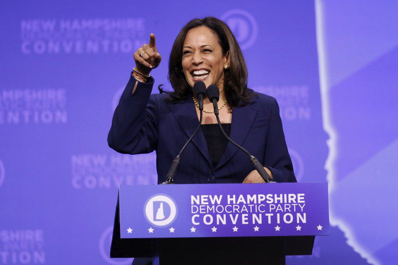 Debate offers Harris chance to regain momentum in 2020 race