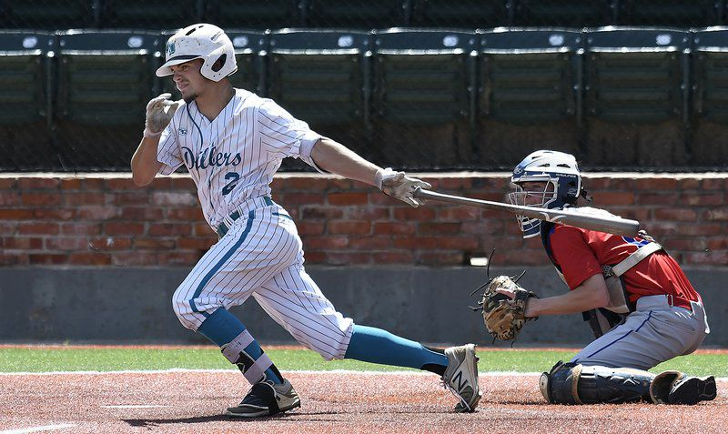 OK Drillers' Hunt opens Connie Mack Regional Qualifier with no-hitter