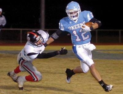 Tradition draws new coach Chad Miller to Okeene