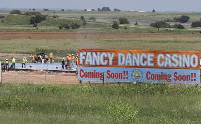 Construction underway for Ponca casino near Perry