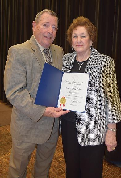 Local attorney honored
