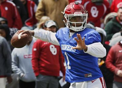 Oklahoma putting its spring game on temporary hold