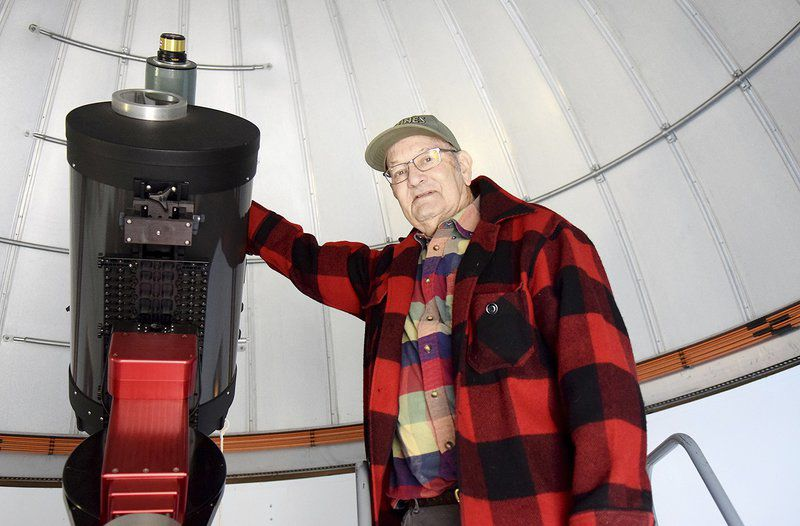 NOC Enid's Fritz Osell lives at the intersection of faith and science