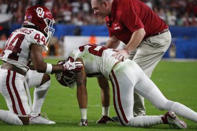 OU's Robert Barnes returns after Orange Bowl injury