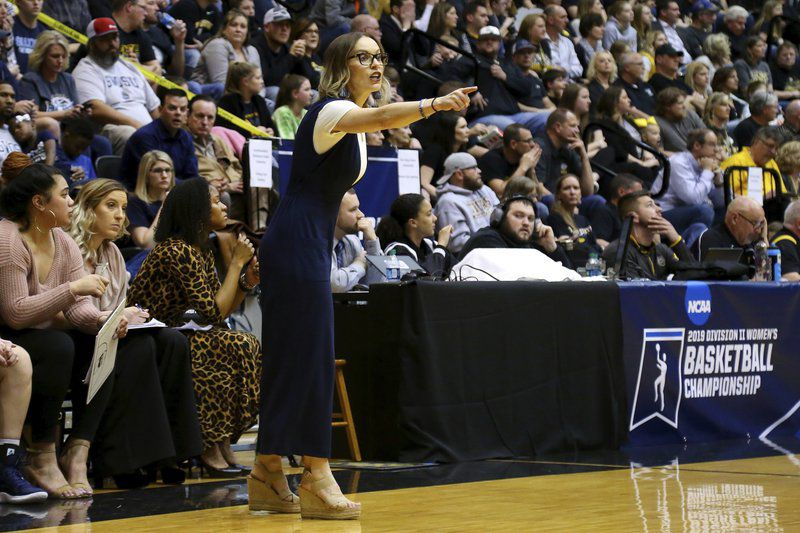 Canton's Kelsi Musick has SWOSU contending for title