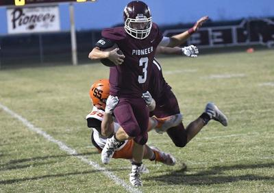 Pioneer, Cherokee battle again for district title