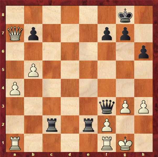Chess Corner: A bite worse than their oink