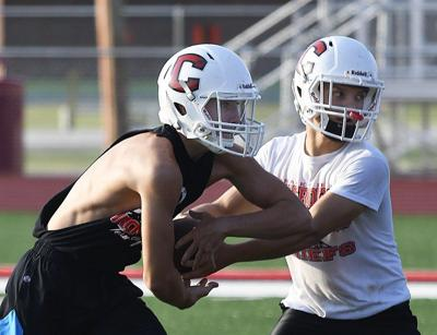 Waurika's speed concerns Cherokee | Local Sports | enidnews com