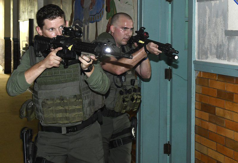 Epd Swat Grows And Evolves Local News Enidnews