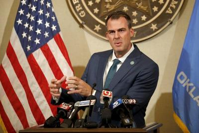 Stitt: State to spend millions for school PPE