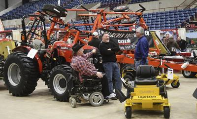 Thousands turn out for Agrifest