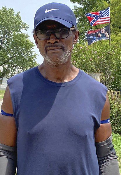 Enid neighbors living the struggle over Confederate symbols