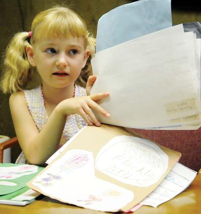 Enid girl is recognized by OETA   Local News   enidnews com