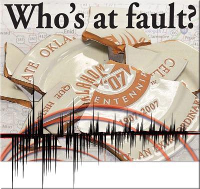 Earthquakes in Oklahoma
