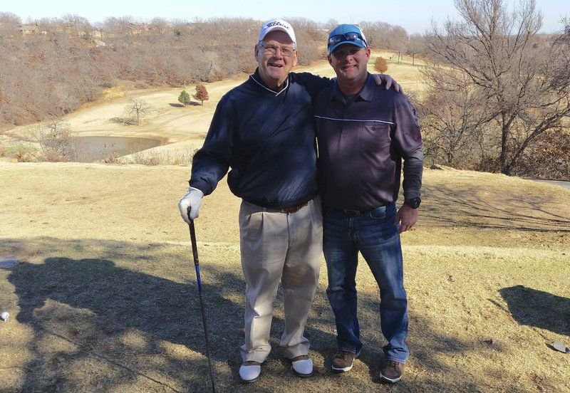 United again: Father, son meet after 40-plus years | News | enidnews com