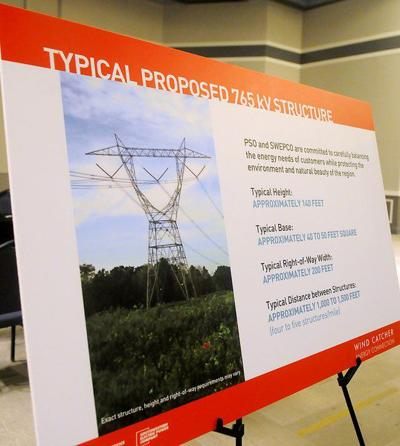 PSO holds Wind Catcher open house in Enid