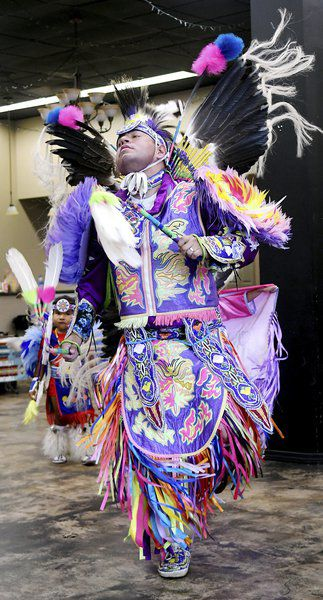 Black Indian Pow Wow reunites tribes separated by Trail of